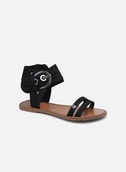 Sandales et nu-pieds Chattawak PACOME Noir vue détail/paire