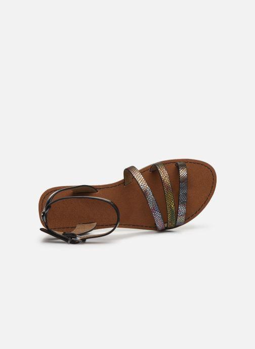 Sandales et nu-pieds Chattawak PAGO Noir vue gauche