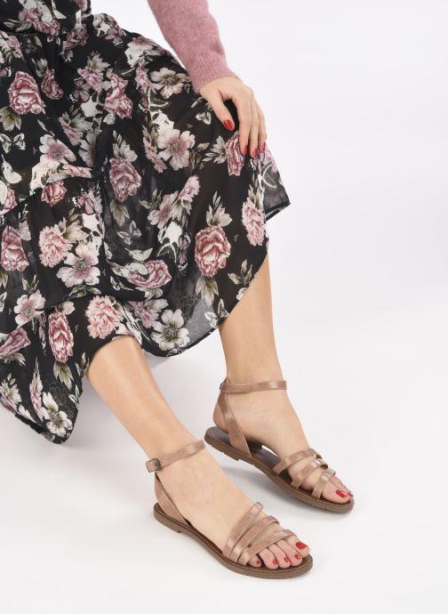 Sandali e scarpe aperte Chattawak PAGO Beige immagine dal basso