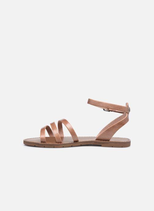 Sandali e scarpe aperte Chattawak PAGO Beige immagine frontale