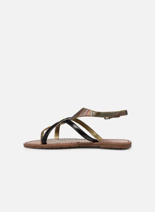 Sandali e scarpe aperte Chattawak PATOU Nero immagine frontale