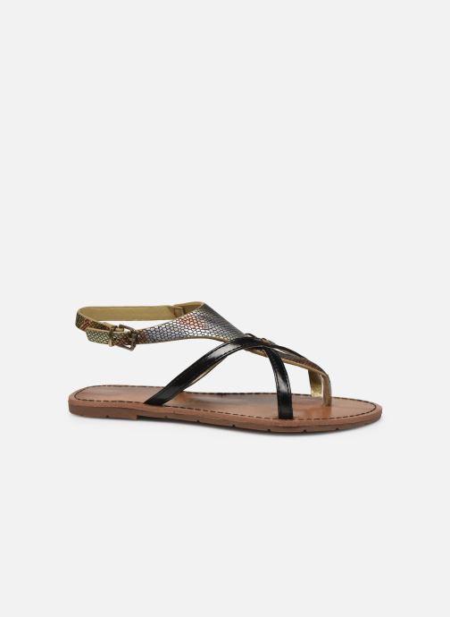 Sandali e scarpe aperte Chattawak PATOU Nero immagine posteriore