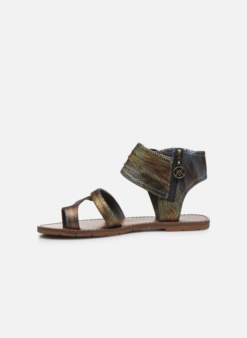 Sandales et nu-pieds Chattawak PENSEE Multicolore vue face