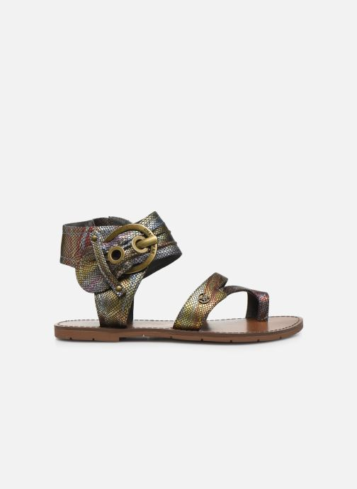 Sandales et nu-pieds Chattawak PENSEE Multicolore vue derrière