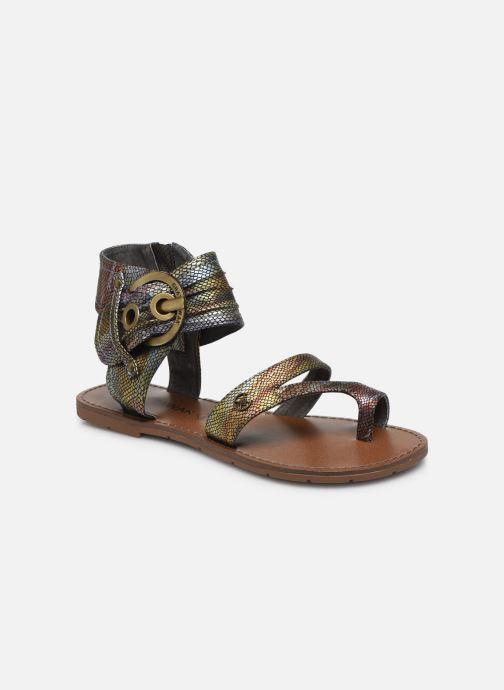 Sandales et nu-pieds Chattawak PENSEE Multicolore vue détail/paire