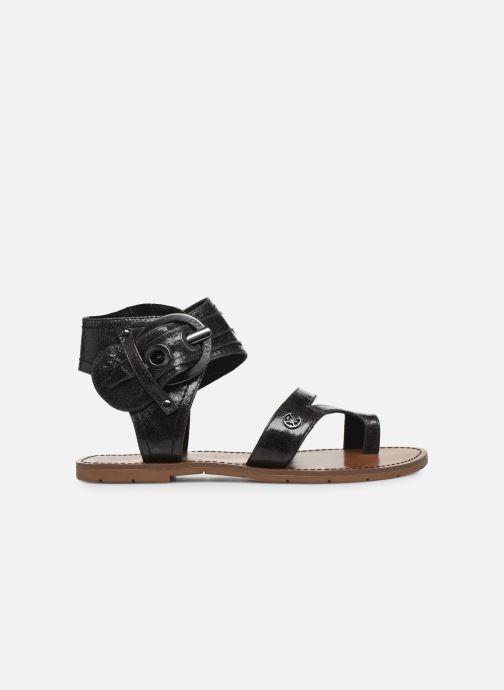 Sandales et nu-pieds Chattawak PENSEE Noir vue derrière