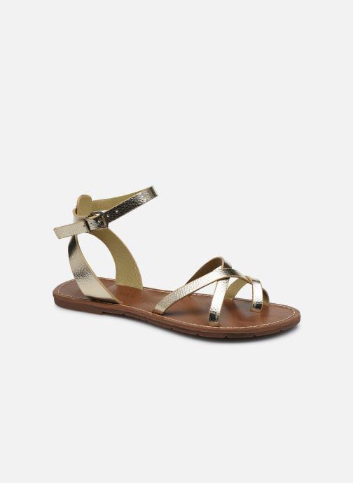 Sandalen Chattawak PERLA gold/bronze detaillierte ansicht/modell