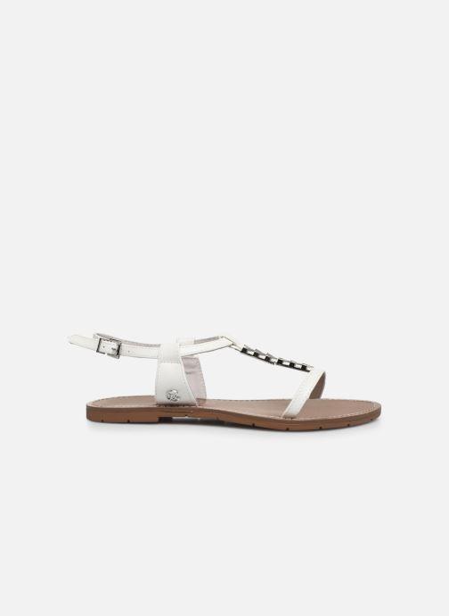 Sandales et nu-pieds Chattawak PETUNIA Blanc vue derrière