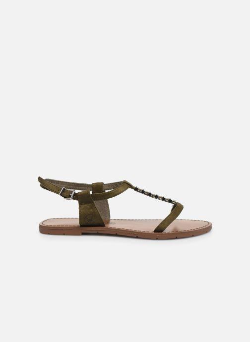 Sandales et nu-pieds Chattawak PETUNIA Vert vue derrière