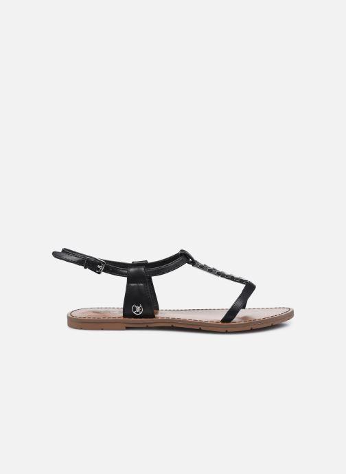 Sandales et nu-pieds Chattawak PETUNIA Noir vue derrière