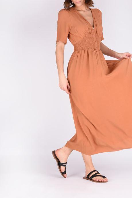 Chaussure Femme Grande Remise Chattawak TEXANE Noir Mules et sabots 425691
