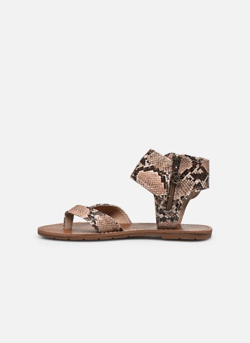 Sandali e scarpe aperte Chattawak THALIE Marrone immagine frontale