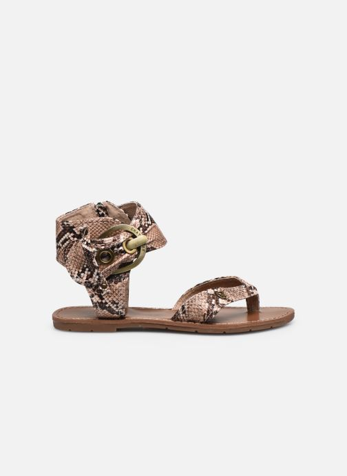 Sandali e scarpe aperte Chattawak THALIE Marrone immagine posteriore