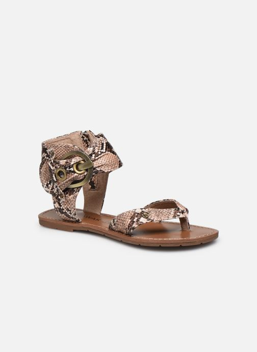 Sandali e scarpe aperte Chattawak THALIE Marrone vedi dettaglio/paio