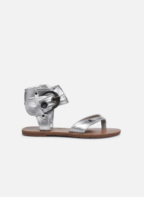 Sandali e scarpe aperte Chattawak THALIE Argento immagine posteriore
