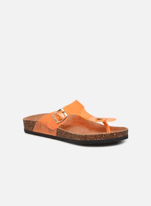 Clogs & Pantoletten Chattawak ZELDA orange detaillierte ansicht/modell