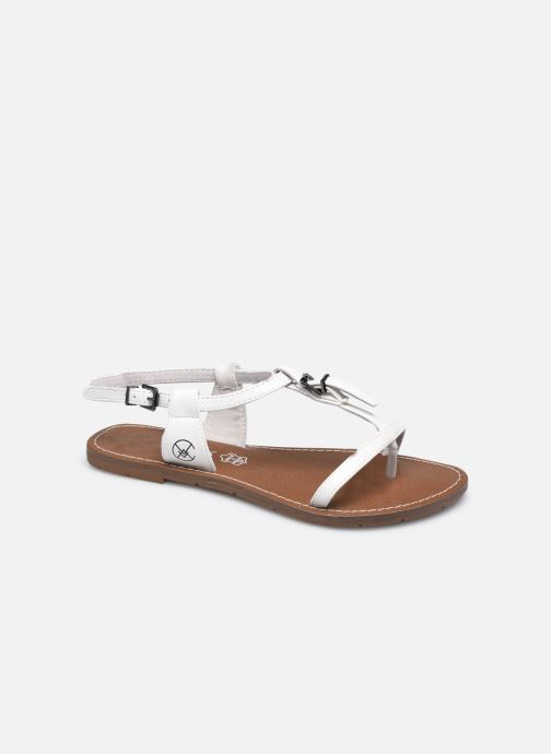 Sandales et nu-pieds Chattawak ZHOE Blanc vue détail/paire