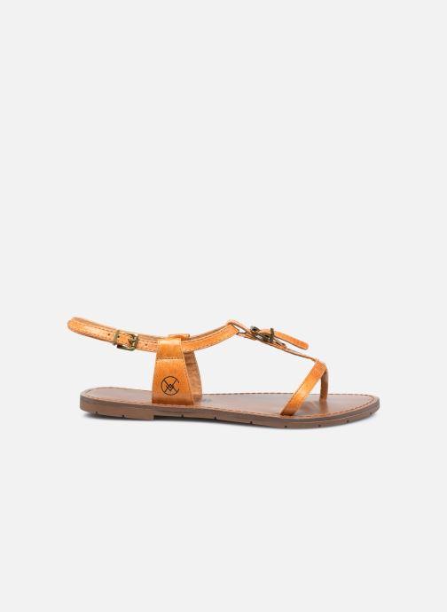 Sandali e scarpe aperte Chattawak ZHOE Giallo immagine posteriore