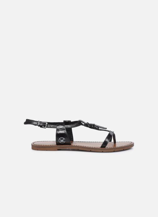 Sandales et nu-pieds Chattawak ZHOE Noir vue derrière