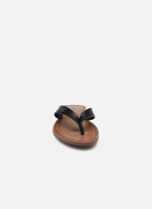 Tongs Chattawak TANGO Noir vue portées chaussures