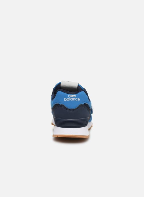 Baskets New Balance KV574 Bleu vue droite