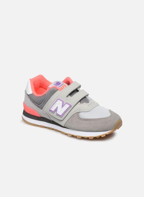 Sneakers New Balance KV574 Grå detaljeret billede af skoene