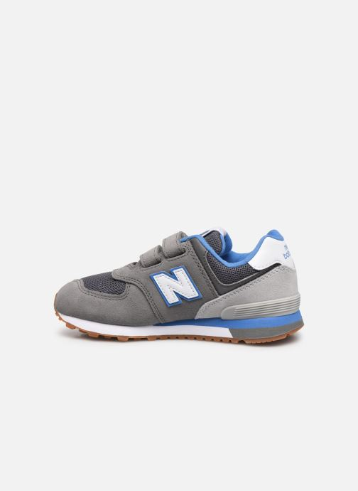 Sneakers New Balance KV574 Grigio immagine frontale
