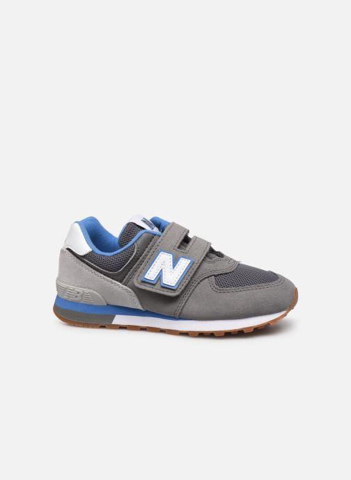 Sneakers New Balance KV574 Grigio immagine posteriore