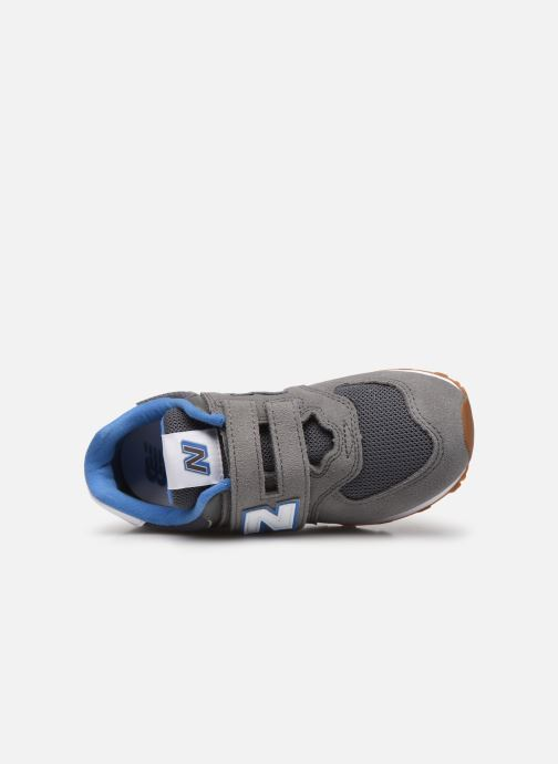 Sneakers New Balance KV574 Grigio immagine sinistra