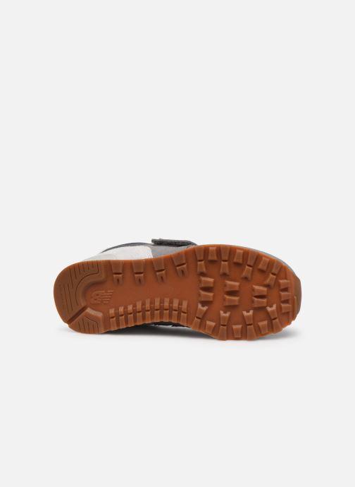 Sneakers New Balance KV574 Grigio immagine dall'alto