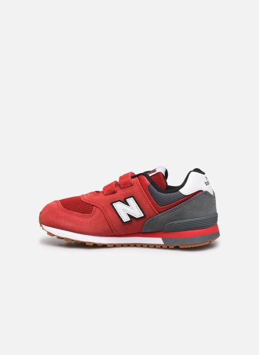 Sneakers New Balance KV574 Rosso immagine frontale