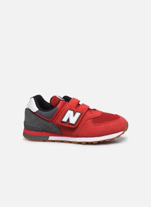 Sneakers New Balance KV574 Rosso immagine posteriore