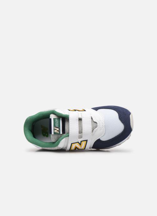 Sneakers New Balance KV574 Azzurro immagine sinistra
