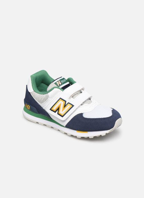 Sneakers New Balance KV574 Azzurro vedi dettaglio/paio