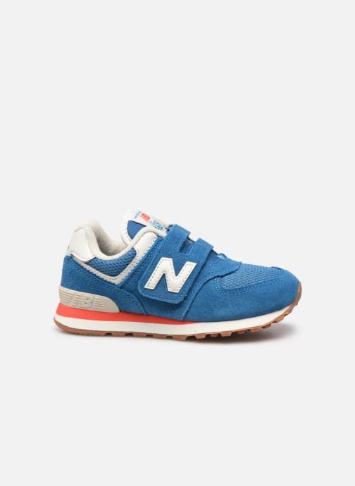 Sneaker New Balance KV574 blau ansicht von hinten
