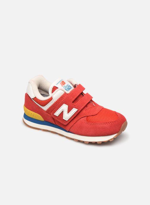 Sneaker New Balance KV574 rot detaillierte ansicht/modell