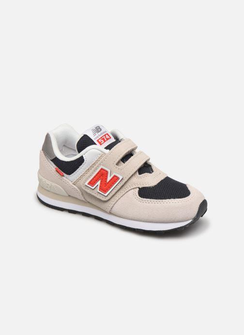 Sneakers New Balance KV574 Beige detail