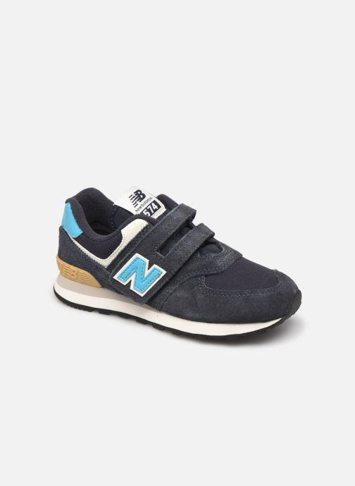 Sneakers New Balance KV574 Blauw detail