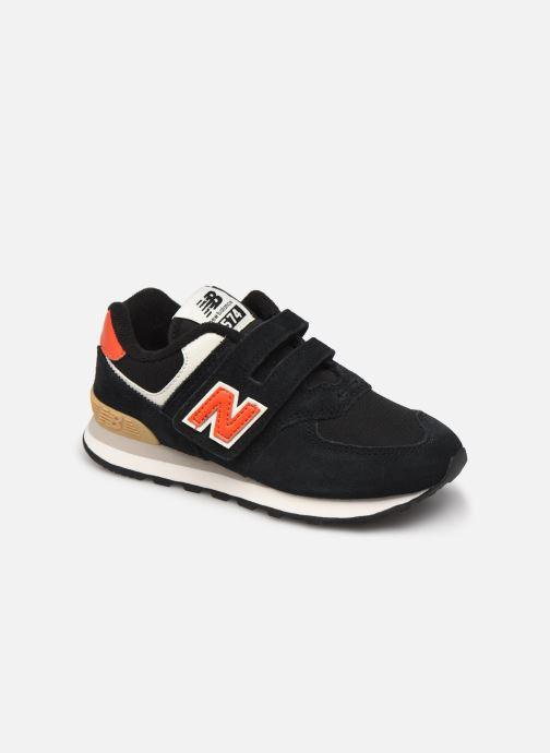 Sneakers New Balance KV574 Zwart detail