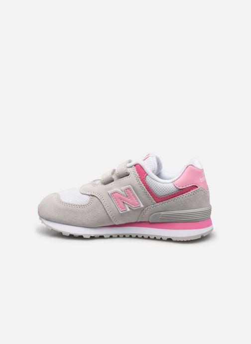 Sneakers New Balance KV574 Grijs voorkant