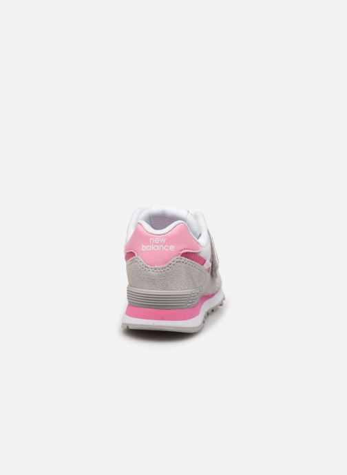 Sneakers New Balance KV574 Grijs rechts