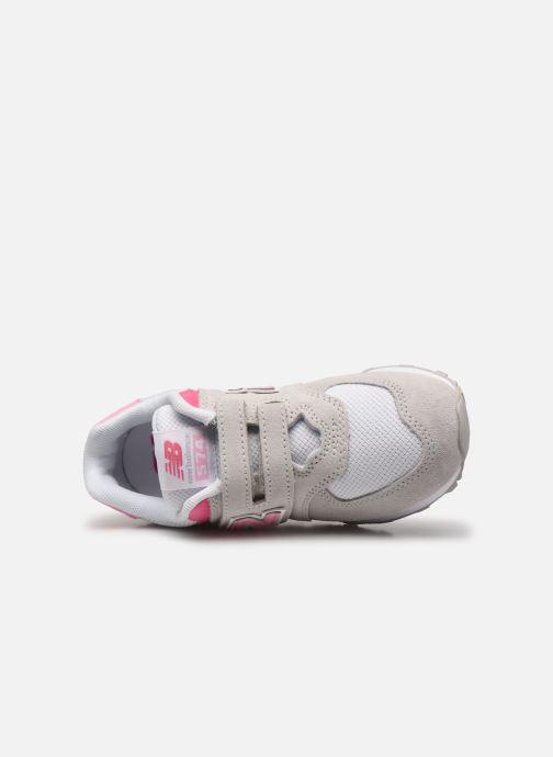 Sneakers New Balance KV574 Grijs links