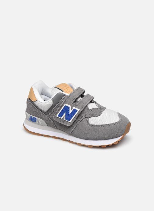 Sneaker New Balance KV574 grau detaillierte ansicht/modell