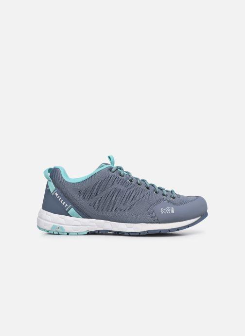 Chaussures de sport Millet Amuri Knit W Bleu vue derrière