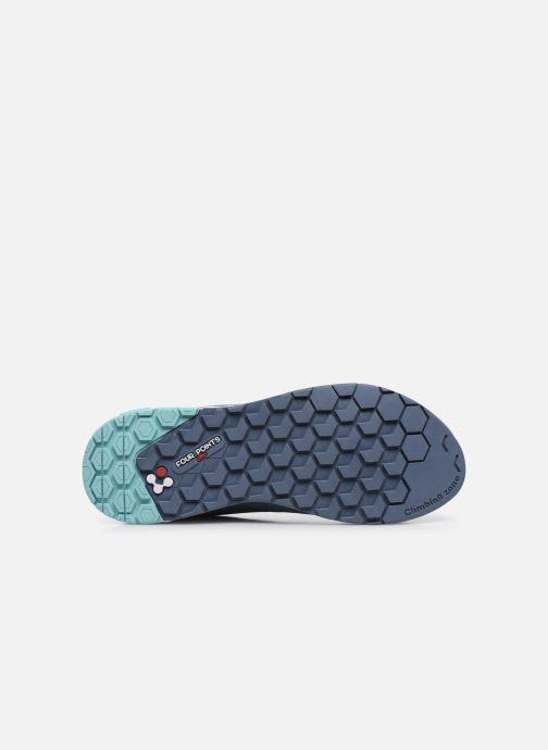 Chaussures de sport Millet Amuri Knit W Bleu vue haut