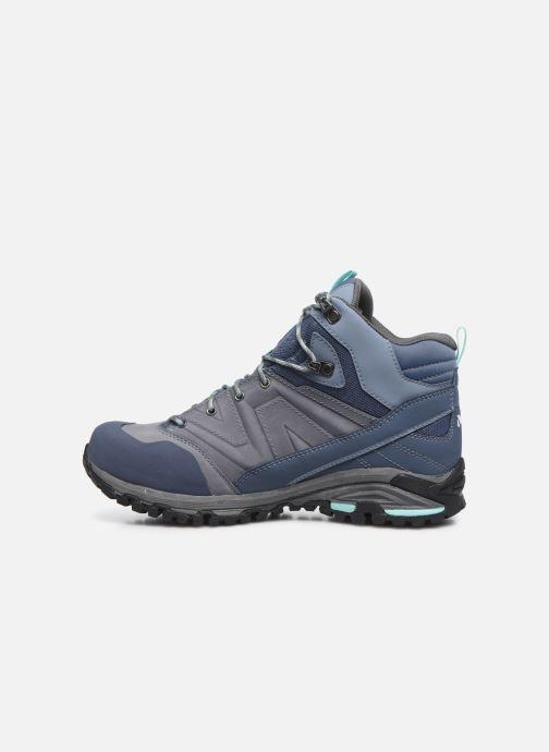 Millet HIKE UP MID GTX W (Bleu) - Chaussures de sport chez Sarenza (425770)