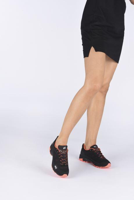 Chaussures de sport Millet Hike Up W Noir vue bas / vue portée sac