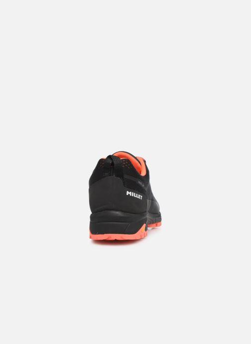 Chaussures de sport Millet Hike Up W Noir vue droite