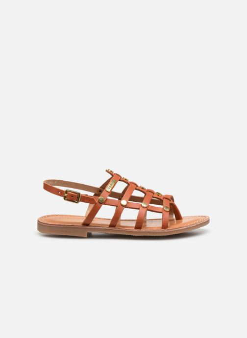 Sandali e scarpe aperte Les Tropéziennes par M Belarbi Hakea Arancione immagine posteriore