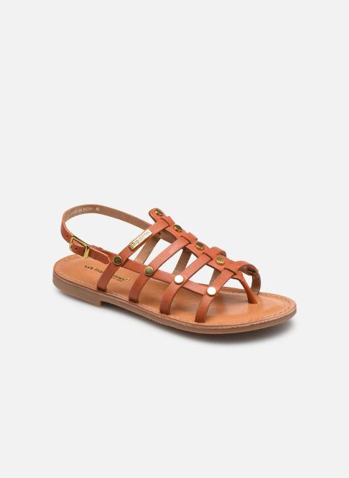 Sandali e scarpe aperte Les Tropéziennes par M Belarbi Hakea Arancione vedi dettaglio/paio